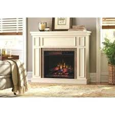 White Electric Fireplaces The Home Depot f Fireplace Walmart