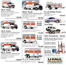 100 How Much Does It Cost To Rent A Uhaul Truck Untitled Document