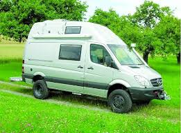 Image Result For Mercedes Sprinter 319 4x4 Van Sale