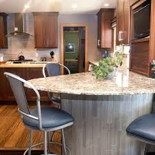 Small Spaces Big Impact Kitchens Becoming Sleeker And User