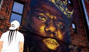 Big Ang Mural Petition by Iconic Notorious B I G Mural Could Vanish From Brooklyn Because