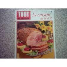 cuisine de a az a vous la cuisine de a à z édition de 1968 n 2