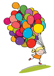 """Download free """"Happy Birthday balloons clipart"""" png photo images and pictures graphics for You"""