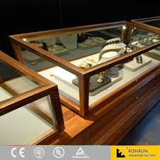 RonRun Mastercountertop Display Cases Boutique Shopping Mall Furniture For Jewelry Store And Watch Kiosk Wooden Tower