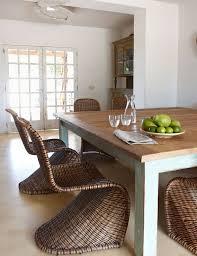 chaises en osier notre inspiration du jour est la chaise en osier
