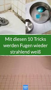 10 tricks gegen dreckige fugen im bad badezimmer putzen