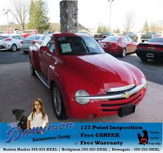 Pre-Owned 2005 Chevrolet SSR LS Regular Cab Pickup - Short Bed In ...