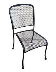 Outdoor Black Finished Wrought Iron Side Chair MC19S 42 Black Metal Outdoor Fniture Ding Phi Villa 300lbs Wrought Iron Patio Bistro Chairs With Armrest For Genbackyard 2 Pack Wrought Iron Garden Fniture Mainstays 3piece Set Gorgeous Patio Design Using Black Chair And Round Table With Curving Legs Also Fabric Arlington House Chair Commercial Sams Club 2498 Slat At Home Lck Table2 Chairs Outdoor Gray Mesh Back