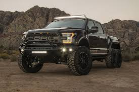100 Ford Off Road Truck Hennessey Unveils The 349000 USD VelociRaptor 6x6 S