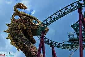Busch Gardens Halloween by Media Day For Cobras Curse At Busch Gardens Tampa