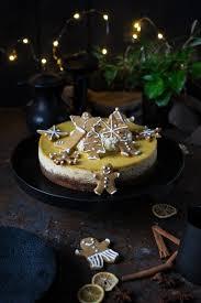 cremiger spekulatius cheesecake mit orange zimtkeks und