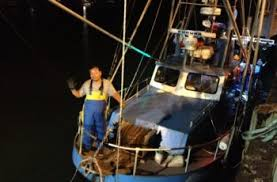 Wicked Tuna Dave Boat Sinks by National Fisherman