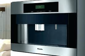Built In Coffee Maker Cleaning Miele Video Price