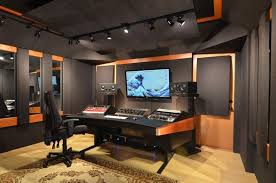 Home Recording Studio Design Ideas Model