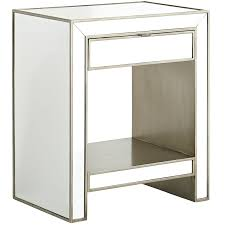 Pier One Imports Mirrored Chest by Alexa Mirrored Nightstand U0026 Dresser Bedroom Set Pier 1 Imports