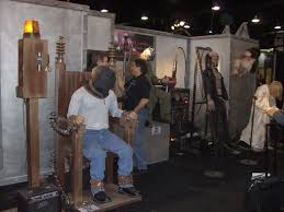 Animatronic Halloween Props Diy by Torture Chamber Haunted House Ideas Pinterest Haunted
