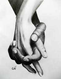 Art Black And White Sketches Art Black And White Drawings Love Story