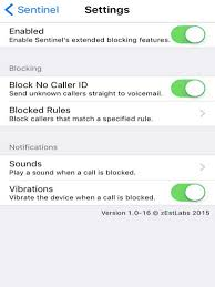 How To Block Callers With No Caller ID iPhone Gizmostorm