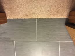 Grouting Vinyl Tile Answers by Flooring When Tiling A Floor Must I Start In The Middle Of The
