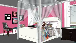 monster high doll display kittiesmama bedroom for emma youtube
