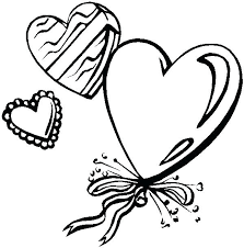 Full Image For Printable Valentine Word Search Valentines Day Coloring Pages Love Heart Symbol Pictures