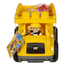 Look Out! The CAT Lil' Dump Truck From Mega Bloks Is Leaving A Load ... Buy Mega Bloks Cat Large Vehicle Dump Truck In Cheap Price On 3 In 1 Ride On Man Christmas 27pc Cat Toy Set Stage Stores 12 Bsp Amazoncom Caterpillar Constructor Toys Games Lil Cnd88 From 2349 Nextag Mb Truck Platform Bx9 Factcool Bloks Push Along And Sitride Toy Articulated Trade Me
