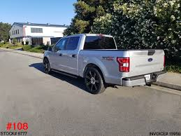 100 Pickup Truck Warehouse 2018 FORD F150 CREW CAB 8777 And SUV Parts