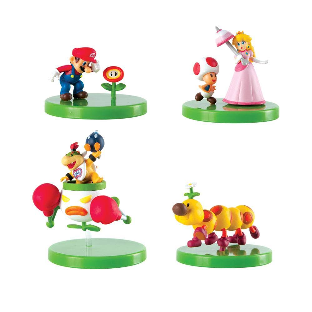 Tomy Super Mario Figure Blind Mystery Bag