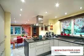 eclairage cuisine plafond spot led encastrable plafond cuisine eclairage cuisine spot