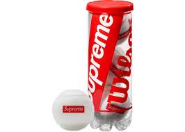 Supreme Wilson Tennis Balls White