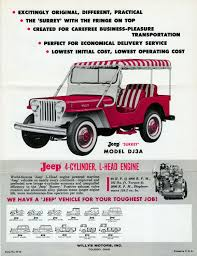 Jeep 'Surrey' Model DJ3A. Willys Motors, Inc. Toledo, Ohio, 1959 ... 5400 Enterprise Blvd Toledo Oh 43612 Truck Terminal Property Tilt Bed Trailers Premier Rental Septic System Service Water Well Tank Cleaning Two Men And A Truck The Movers Who Care Ice Cream Home Facebook Sales In Brownisuzucom Mobile Video Gaming Theater Parties Akron Canton Cleveland Schmidt And Lease Areas Largest Locally Owned Corrigan Moving United Van Lines 12377 Williams Rd Perrysburg We Rent Uhauls Pak Mail Of