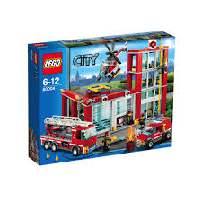 LEGO City Fire Station 60004 - £70.00 - Hamleys For Toys And Games