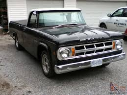 1968 Dodge D100 Pickup Base 6.3L Curbside Classic 1975 Dodge Power Wagon A Sortof Civilized 68 D200 Quad Cab Nsra Street Rod Nationals 2015 Youtube 1968 W200 Vitamin C Diesel Magazine Cheap Truck D100 Sweptline Journey Wikipedia 2017 Charger For Sale On Classiccarscom Amazing Coronet 500 By Gas Monkey Garage 1958 Town Panel Half Ton Twinsupercharged Crew Dually Up For On Craiglist 1948 Used Bseries Rack Body At Webe Autos Serving Long 1962 63 64 65 66 67 Dodge Truck Drive Shaft Yoke Nos Mopar 2231659