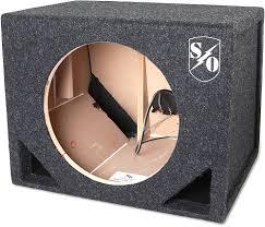 Sound Ordnance™ Bass Bunker Ported Single 12