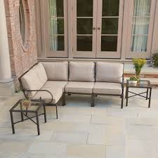 Outdoor Bench Cushions Home Depot by Granbury Patio Furniture Outdoors The Home Depot