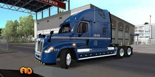 Freightliner Cascadia Robert Heath Trucking Inc Mod For ATS - ATS ... Millis Transfer Inc Freightliner Cascadia Skin American Truck Lil Toys 4 Big Boys Speccast Page 2 Drivers In Demand More Than Ever Trk100 Driver Recruiter Home Facebook Its Official And Knightswift Is The Largest Trucking Company Us Paschall Lines 100 Percent Employeeowned Volunteer Adds Incab Sat Tv From Epicvue To 700 Trucks Kinard York Pa Rays Photos On Inrstates Nuss Equipment Tools That Make Your Business Work