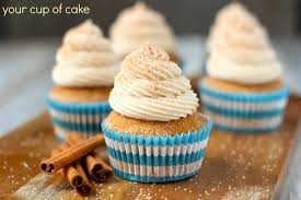 Cake Mix And Pumpkin Puree Muffins by Pumpkin Snickerdoodle Cupcakes Your Cup Of Cake