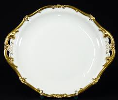 weimar servierplatte kuchenplatte platte katharina