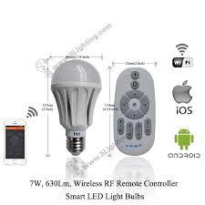 smart led light bulbs 7w dimmable light bulb smart led lights