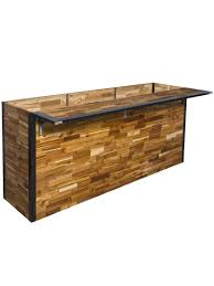 Reclaimed Wood Outdoor Bar + Tall Planter   Patio Plant-a-Bar 2'x8' Reclaimed Wood Bar Made From Old Barn Bars Pinterest The Barn Wood Bar Rack Farmhome Decor 2 Restaurant Stools With Backs Made Hand Crafted Barnwood By Morast Originals Custmadecom From Pine Siding With Live Edge Top 500lb Slab Of Concrete Http Cabinet Magnificent Storage Cabinets Affordable Foobars Designs Llc Tin Oakash Outdoor Table Porter