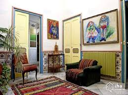 chambre bleue tunis guest house bed breakfast in tunis iha 41888