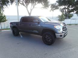 Pre-Owned 2015 Toyota Tundra 4WD Truck SR5 CrewMax In Jacksonville ...