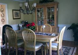For Sale By Owner Fabulous Bernhardt Dining Room Set Table 6 ... Jet Set Ding Room Items Bernhardt Santa Bbara Includes Table And 4 Side Chairs By At Morris Home 78 Off Embassy Row Cherry Carved Wood Haven Chair Each 80 Gray Deco All Montebella 9 Piece Baers Design Couch Sale Interiors Keeley Of 2