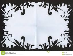 Paper Cutting Designs Template Fantastic Templates Instructions