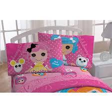 lalaloopsy twin bedding sheet set walmart com