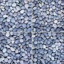 Black Pebble Tile River Rock Lowes Floor Outdoor
