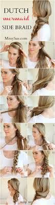 Best 25 Cute side braids ideas on Pinterest
