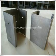 Decorative Sheet Metal Banding by Thick Sheet Metal Bending High Quality Sheet Metal Bending Oem