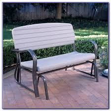 Patio Furniture Loveseat Glider by Patio Furniture Loveseat Glider Patios Home Decorating Ideas