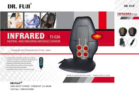 Massage Pads For Chairs by Fj 026 Massage Cushion Fuji Massage Chair